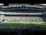Image of Seattle Seahawks football game
