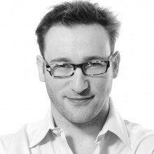 Simon SinekLeadership expert and best-selling author Simon Sinek is an optimist. He believes in a bright future and our ability to build it together.A trained ethnographer and author of Start With Why: How Great Leaders Inspire Everyone to Take Action, Sinek has held a life-long curiosity for why people and organizations do the things they do. Fascinated by the leaders and companies that make the greatest impact in the world, those with the capacity to inspire, he has discovered some remarkable patterns of how they think, act and communicate. He has devoted his life to sharing his thinking in order to help other leaders and organizations inspire action.