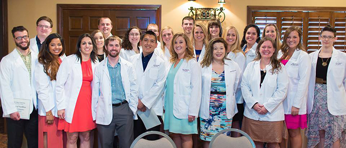 Clinical Education students at Angelo State