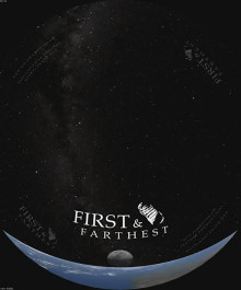 """First and Farthest"" Show Poster"