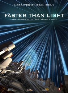 """Faster Than Light"" Show Poster"