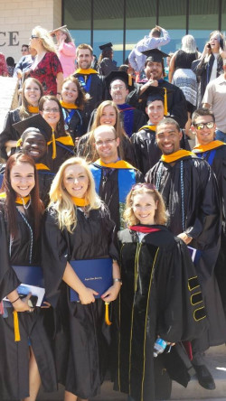 Graduating Seniors at Angelo State