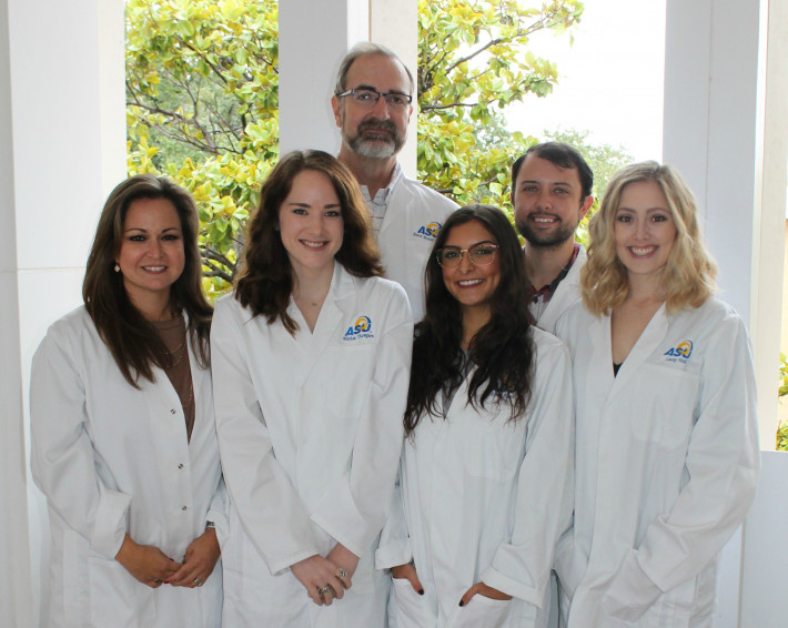 The first cohort of the Experimental Psychology with an emphasis in Behavioral Neuroscience Progr...